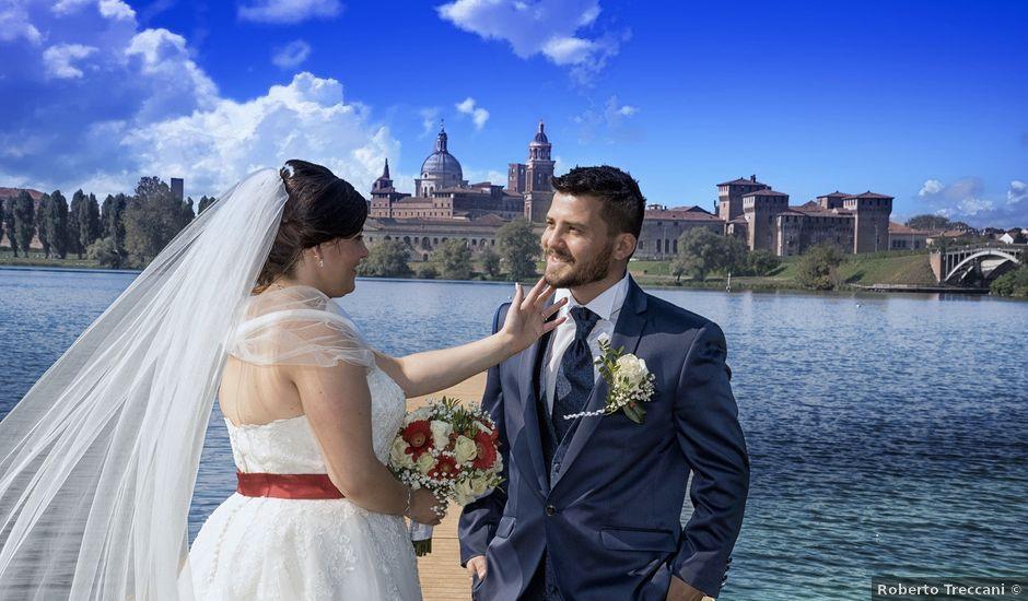 Il matrimonio di Tiziana e Antonio a Porto Mantovano, Mantova
