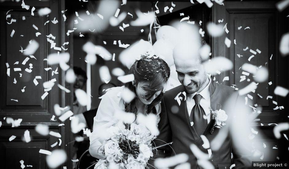 Il matrimonio di Andrea e Chiara a Borgoforte, Mantova