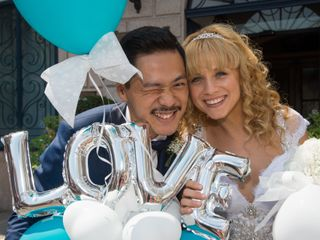 Le nozze di Valentina e Kenzo 1
