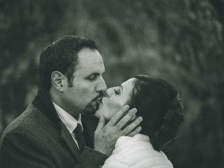 Le nozze di Emma e Diego