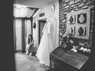 Le nozze di Julie e Fabrizio 1