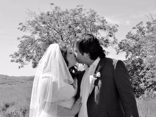 Le nozze di Kerry e Giuseppe