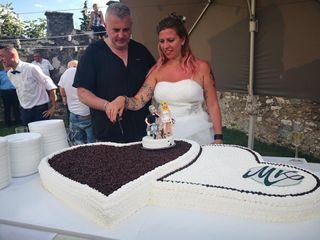 Le nozze di Karen  e Maury
