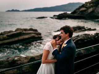 Le nozze di Francesca e Federico