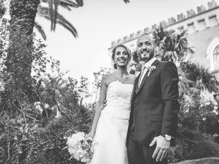 Le nozze di Manuela e Costantino