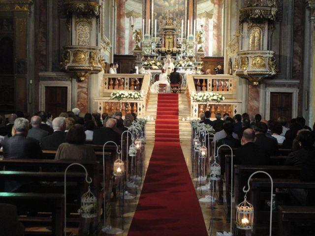 Il matrimonio di Luca e Stefania a Romano di Lombardia, Bergamo 3