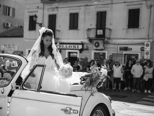 Il matrimonio di Adam e Guendalina a La Maddalena, Sassari 20