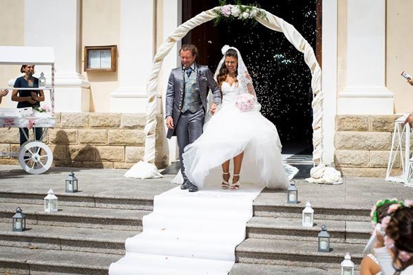 Il matrimonio di Adam e Guendalina a La Maddalena, Sassari 27