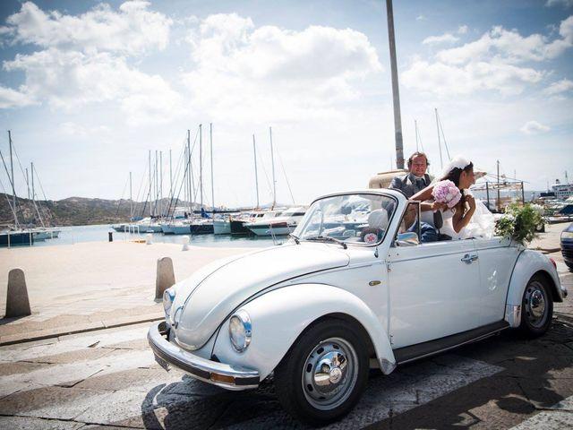 Il matrimonio di Adam e Guendalina a La Maddalena, Sassari 28