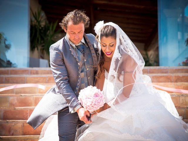 Il matrimonio di Adam e Guendalina a La Maddalena, Sassari 32