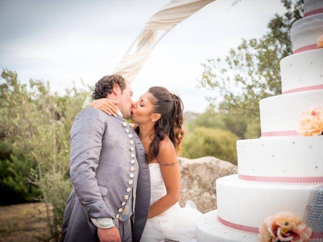Il matrimonio di Adam e Guendalina a La Maddalena, Sassari 35