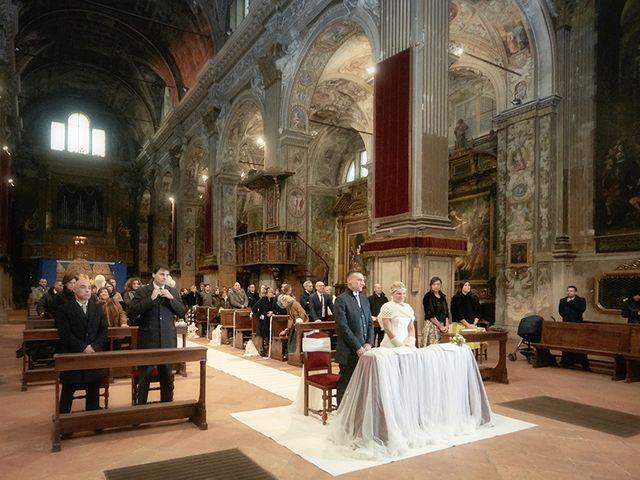 Il matrimonio di Matteo e Sara a Cremona, Cremona 40