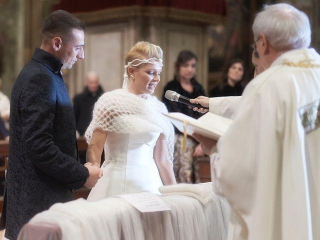 Il matrimonio di Matteo e Sara a Cremona, Cremona 46