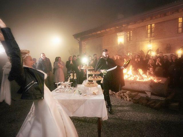 Il matrimonio di Matteo e Sara a Cremona, Cremona 86