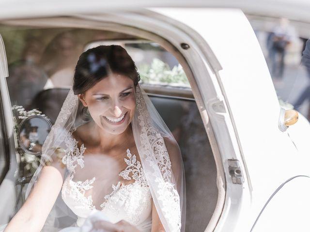 Il matrimonio di Andrea e Chiara a Predappio, Forlì-Cesena 5