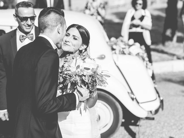Il matrimonio di Andrea e Chiara a Predappio, Forlì-Cesena 6