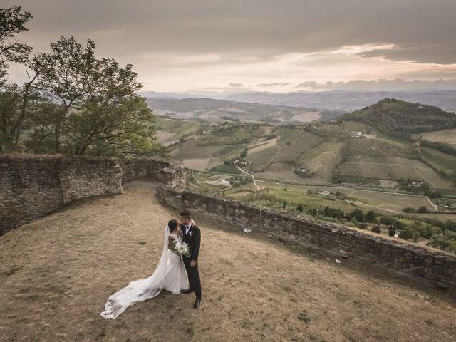 Il matrimonio di Andrea e Chiara a Predappio, Forlì-Cesena 1