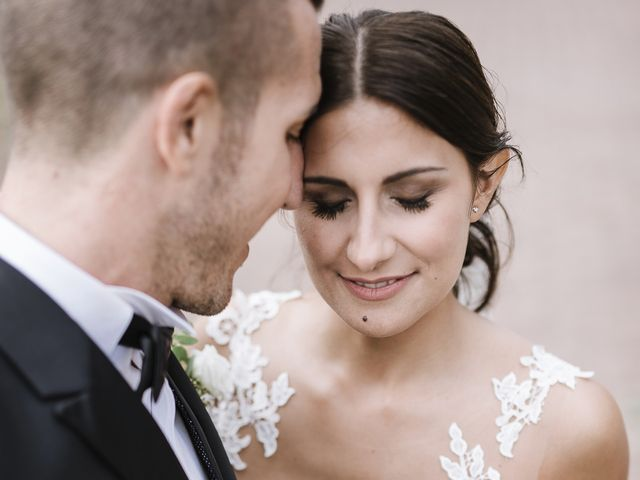 Il matrimonio di Andrea e Chiara a Predappio, Forlì-Cesena 17