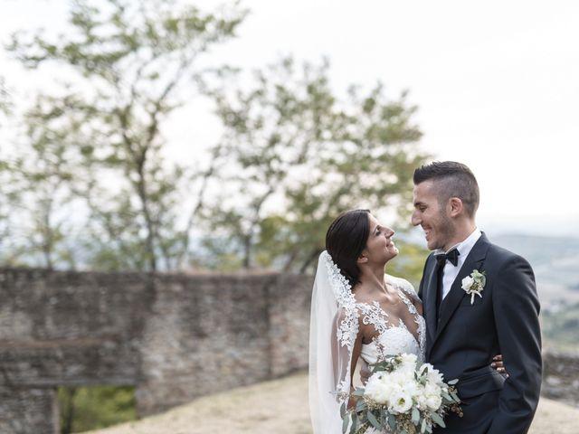 Il matrimonio di Andrea e Chiara a Predappio, Forlì-Cesena 18