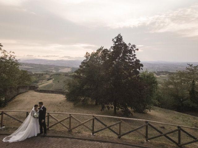 Il matrimonio di Andrea e Chiara a Predappio, Forlì-Cesena 19