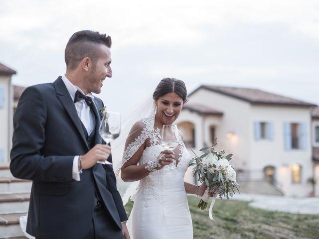 Il matrimonio di Andrea e Chiara a Predappio, Forlì-Cesena 20