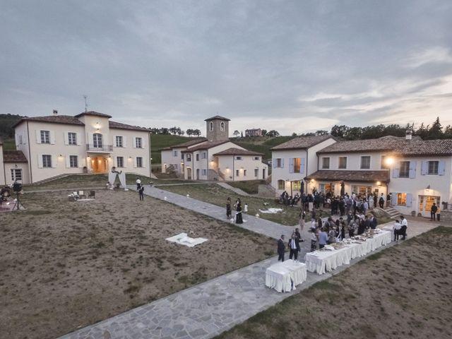 Il matrimonio di Andrea e Chiara a Predappio, Forlì-Cesena 21