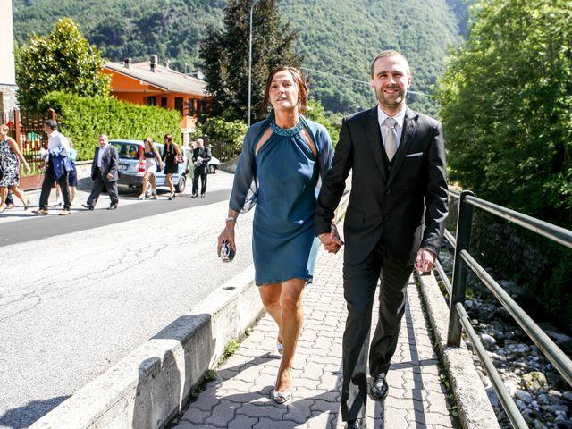 Il matrimonio di Simone e Lucia a Cortenova, Lecco 6