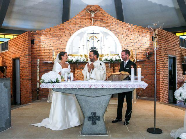 Il matrimonio di Simone e Lucia a Cortenova, Lecco 12