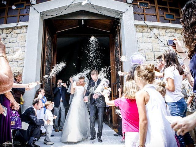 Il matrimonio di Simone e Lucia a Cortenova, Lecco 15