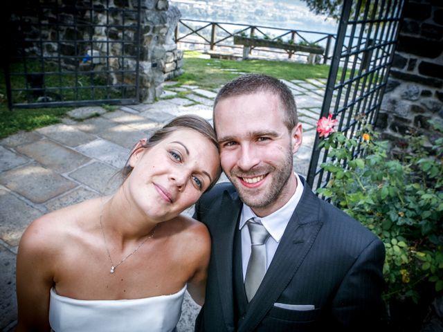 Il matrimonio di Simone e Lucia a Cortenova, Lecco 31