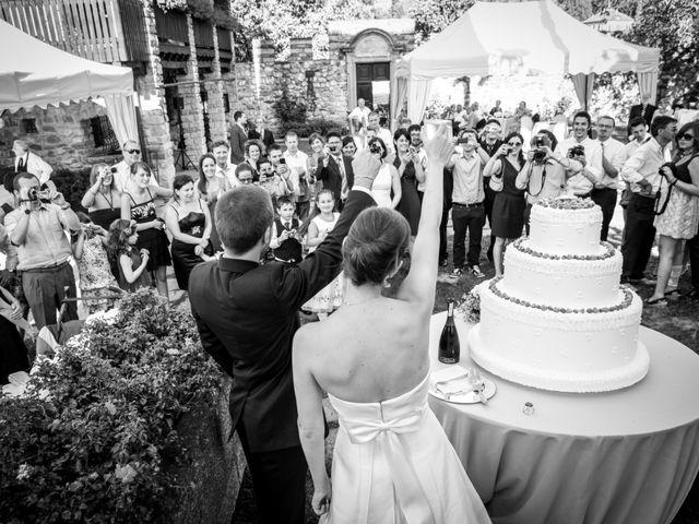 Il matrimonio di Simone e Lucia a Cortenova, Lecco 36