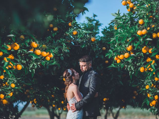 Le nozze di Rosanna e Stefano
