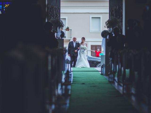 Il matrimonio di Stefano e Rosanna a Botricello, Catanzaro 7