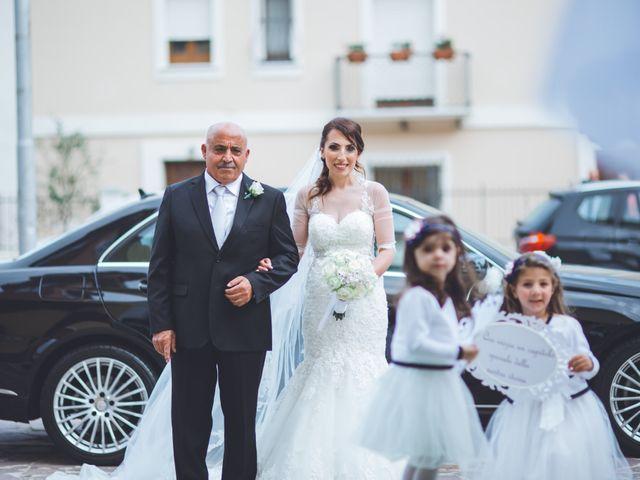Il matrimonio di Stefano e Rosanna a Botricello, Catanzaro 8