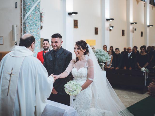 Il matrimonio di Stefano e Rosanna a Botricello, Catanzaro 9
