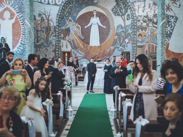 Il matrimonio di Stefano e Rosanna a Botricello, Catanzaro 33