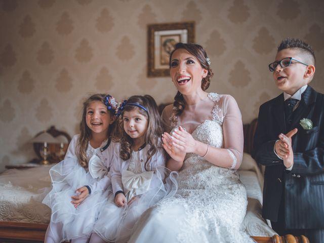 Il matrimonio di Stefano e Rosanna a Botricello, Catanzaro 43