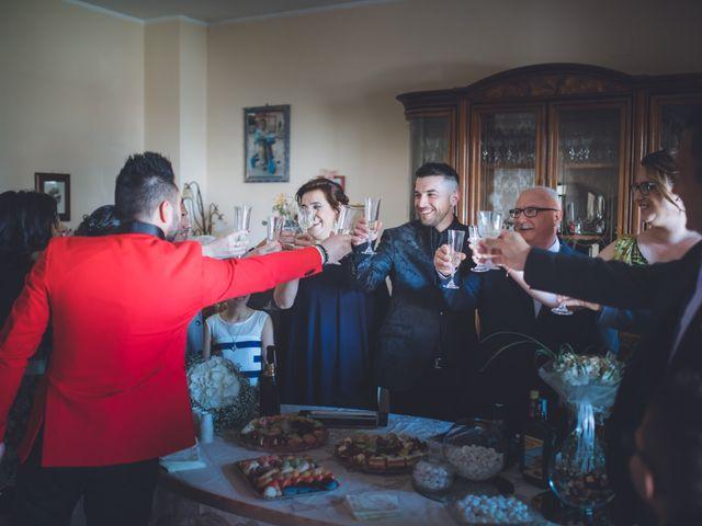 Il matrimonio di Stefano e Rosanna a Botricello, Catanzaro 64