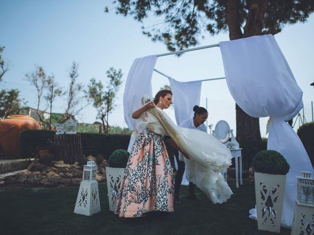 Il matrimonio di Stefano e Rosanna a Botricello, Catanzaro 96