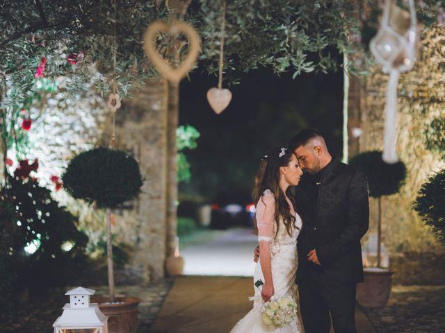Il matrimonio di Stefano e Rosanna a Botricello, Catanzaro 69