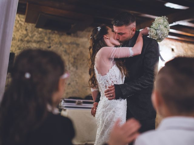 Il matrimonio di Stefano e Rosanna a Botricello, Catanzaro 73