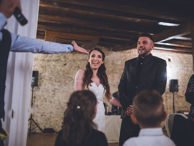 Il matrimonio di Stefano e Rosanna a Botricello, Catanzaro 75