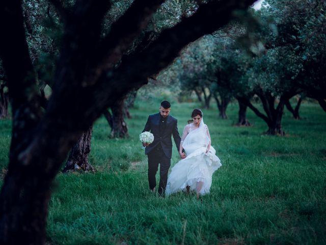 Il matrimonio di Stefano e Rosanna a Botricello, Catanzaro 82