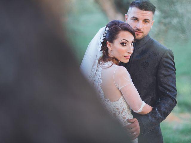 Il matrimonio di Stefano e Rosanna a Botricello, Catanzaro 85