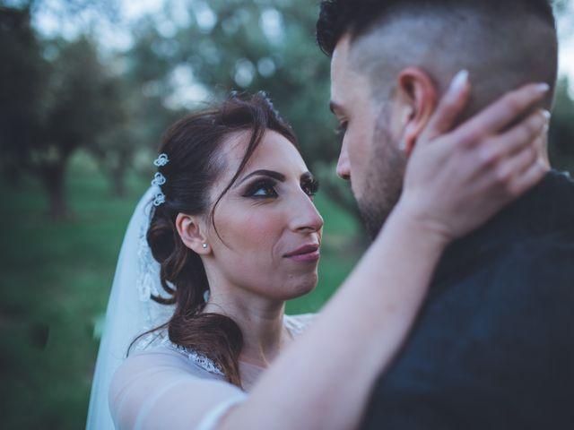 Il matrimonio di Stefano e Rosanna a Botricello, Catanzaro 91