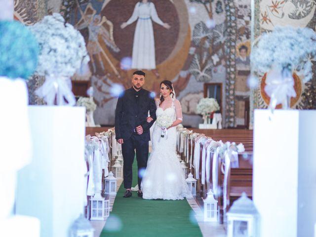 Il matrimonio di Stefano e Rosanna a Botricello, Catanzaro 122