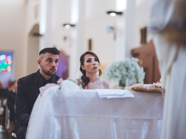 Il matrimonio di Stefano e Rosanna a Botricello, Catanzaro 124