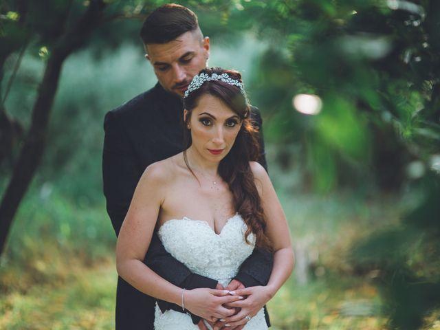 Il matrimonio di Stefano e Rosanna a Botricello, Catanzaro 97