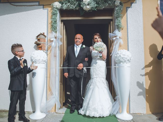 Il matrimonio di Stefano e Rosanna a Botricello, Catanzaro 130