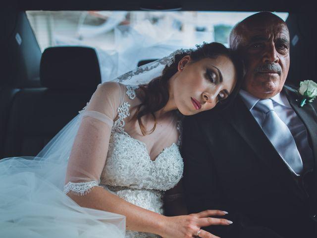 Il matrimonio di Stefano e Rosanna a Botricello, Catanzaro 6